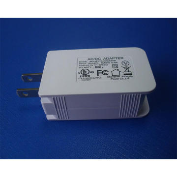 Adaptateur USB Chargeur iPhone 5V 2.1A Blanc