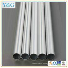 Chine fournisseur tuyau en aluminium anodisé