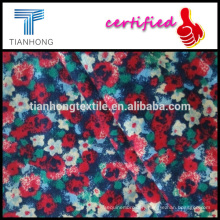 mass floral blosslm throughout reactive dyed printed cotton twill weave brushed warm touching flannel mid thin fabric pajamas