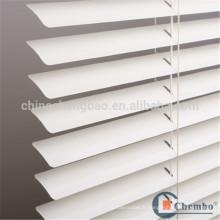 Vitrines en aluminium aveugle en aluminium