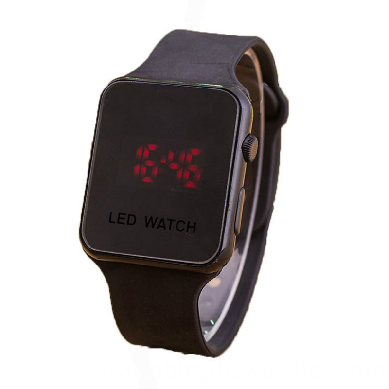 health led watch