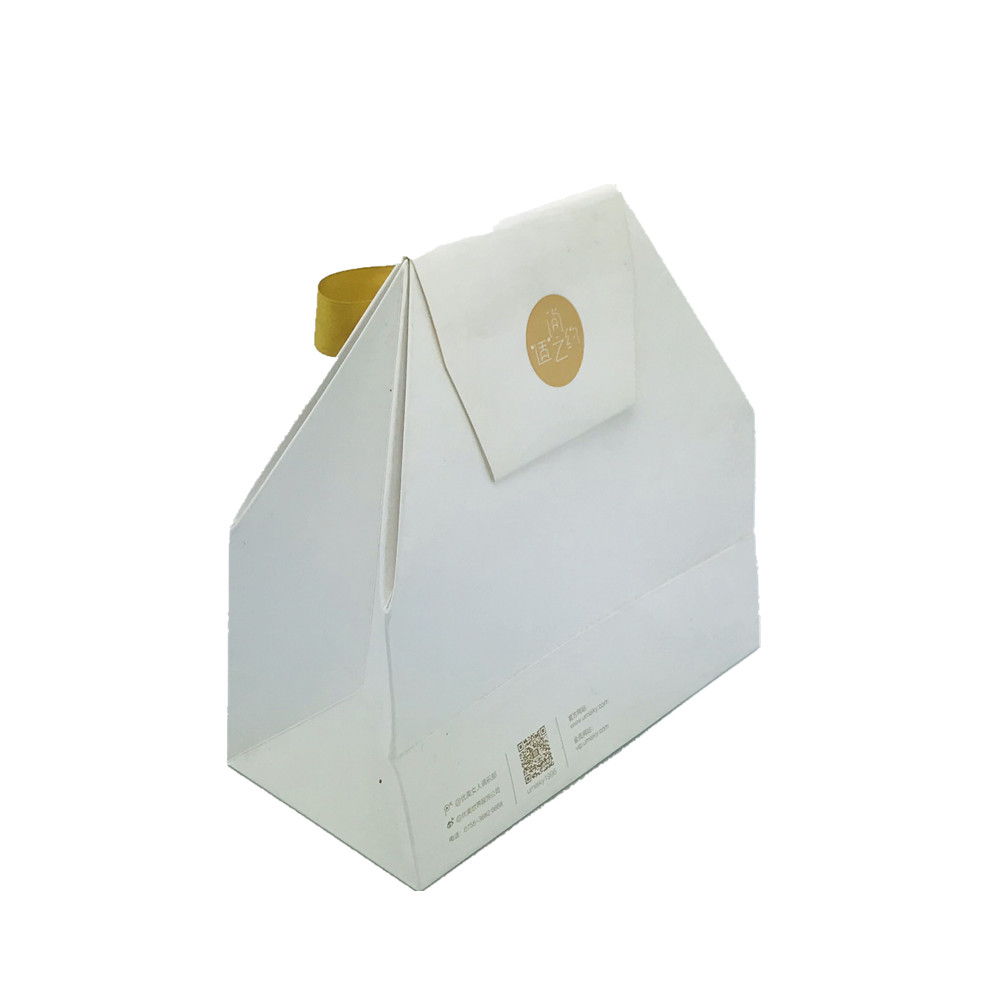 Magnet paper cosmetic gift color box