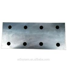 Elevator partsT127/B guide rail fish plate