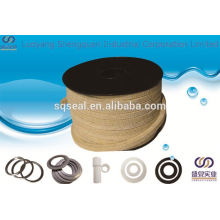 PTFE Impregnated Expanded Graphite Braided Packing