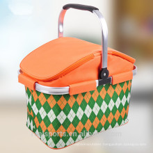 Extra Large Insulated Cooler Bag Insulated Tote Baskets Thermal Tote Lunch Bag