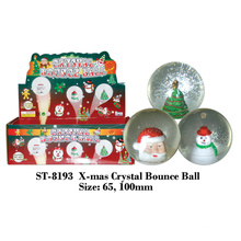 X-Mas Kristall Bounce Ball