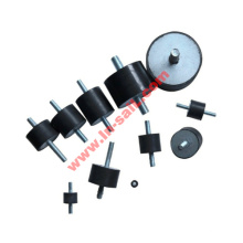 Customized Natural Rubber Shock Absorber with Steel Pin