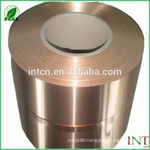 industrial minerals metallurgy Phosphor bronze CuSn8 strip