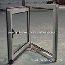 Cheap price 38mm series aluminum casement window