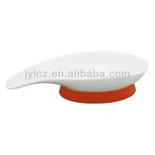 plat à tremper avec base en silicone, lot de 3