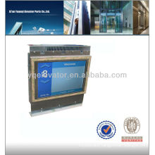 schindler LCD board ID.NR.206309, schindler elevator parts pcb board