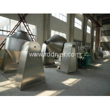 Double Cone Mixing Vacuum Drying Machine