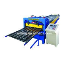 Máquina laminadora de laminação de folhas de aço