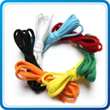 Design Polyester Shoelace with Own Design for Promotional