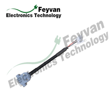 MITSUBISHI Sistema Servo Motors Cable Assembly