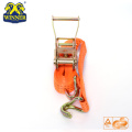 Sangle 100% polyester Sangle d'arrimage à sangle Ceinture