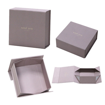 Luxury Cosmetics Foldbar Folding Packaging Paper Box