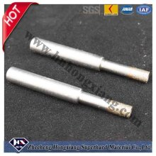 Straight Shank Diamond Drill Bit for Glass