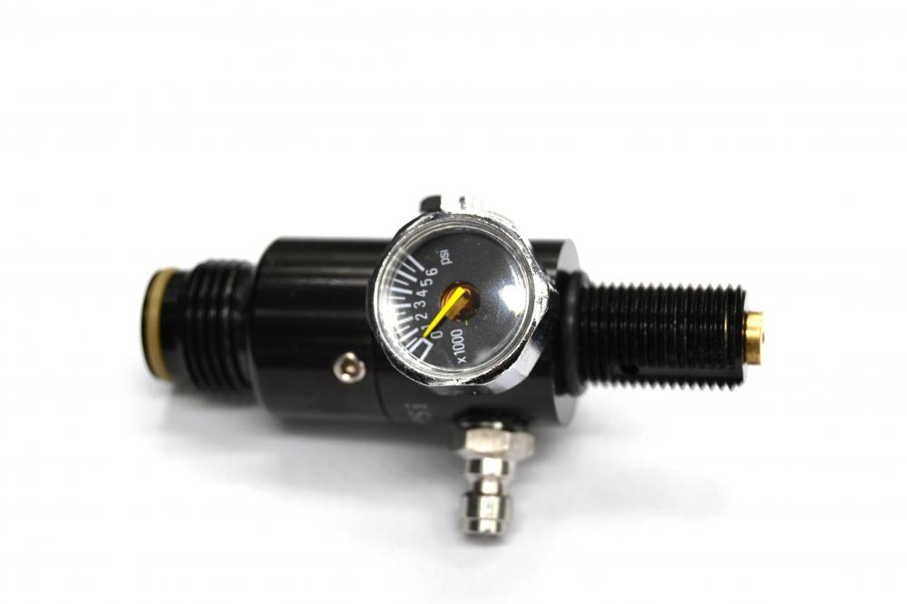 Pin valve co2 aquatek empire tank regulator mini