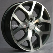 Silver Replica alloy wheels for car for Honda 15""