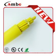 Todos los fines Cable de interior de interior de fibra óptica sm 0.05usd-0.9usd por metro mejor precio con mejor calidad