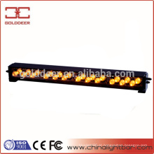 Onda Led âmbar de emergência 12 volts levado Dash aviso luz estroboscópica (SL662)