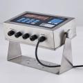 Indicador de pesaje electrónico de alta precisión resistente al agua