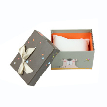 High Quality Cartoon Custom Gift Packaging Box