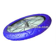 Espuma de la PU rueda de 14 pulgadas