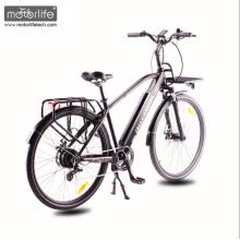 2017 heißer Verkauf billig 36V250W stadt elektrofahrrad, Bafang hinten mitte fahren elektrofahrrad, grüne power e-bike