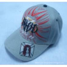 Gorra de béisbol con logotipo bordado Bb1027