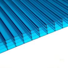 Feuille de polycarbonate pour le puits de lumière de décoration 10 ans de garantie