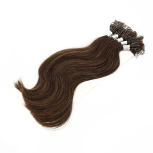Hair for Wholesale Remy Weft Double Drawn Brazilian Human Virgin Knotted Thread Hair Extensions 100 Grams 12-28′′ Inches