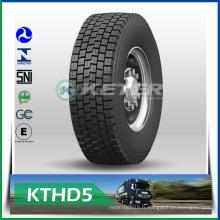 Les pneus de camion d'annaite de haute qualité 1200r24, pneus de camion de marque de Keter avec de hautes performances, prix compétitifs