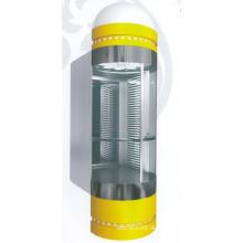 1250kg Gearless Maschinenraum Sightseeing Aufzug mit gutem Preis