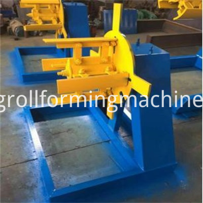 Palisade Fence Roll Forming Machine