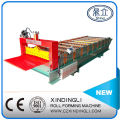 High Quality Small Wave Corrugated Roof Sheet Roll Foming Machine