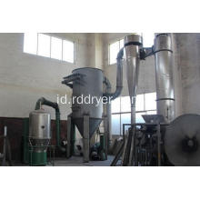 Pewarna cat air Rotary Spin Flash Dryer