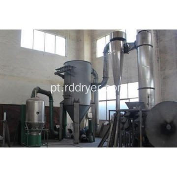 Corantes de aquarela Rotary Spin Flash Dryer