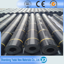 Fish Farm Pond Liner Liner 1.5mm imperméabilisant LDPE Geomembrane