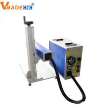 Machine portative d'inscription de laser de fibre