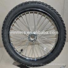 """16 """"x 1.75"""" remolque de la espuma de la PU, ruedas de bicicleta 16 pulgadas"""