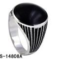Классическая модель 925 стерлингового серебра кольцо для мужчины