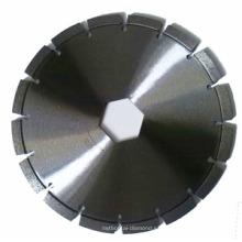 Profesional de corte circular circular de diamante de corte de sierra herramienta de la hoja de hormigón verde