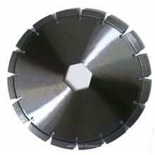 Outil de scie à scie à coupe diamantée professionnel à coupe douce pour béton vert