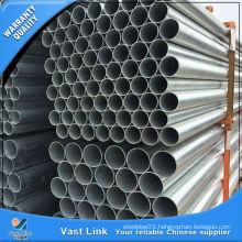 ERW Galvanized Steel Tube for Greenhouse