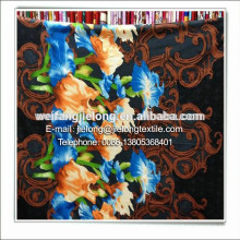 India hot sell 3D microfiber bed sheet fabric