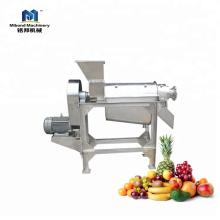 precio de fábrica industrial de naranja / mango exprimidor máquina / extractor de jugo para la venta