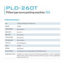 Effiziente und einfach zu bedienende Kissenverpackungsmaschine