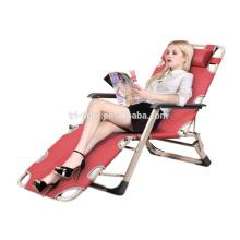 Venda quente cadeira de balanço ao ar livre indoor com apoio para os pés